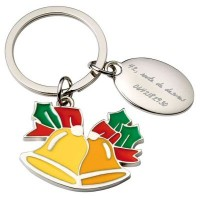 Porte clefs cloches de paques