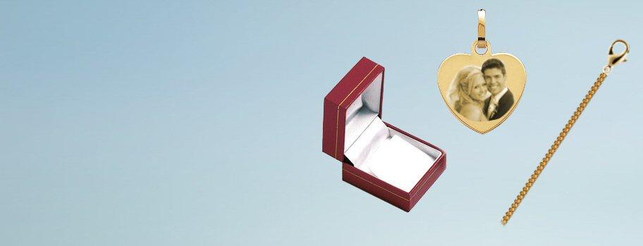 gravure sur bijou en cadeau
